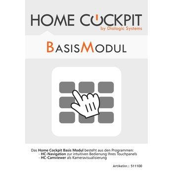 Basis Modul (App Steuerung und Camviewer)