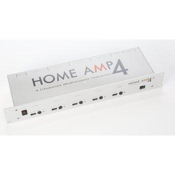 HomeAmp4 - 4 Zonen Stereo Multiroom Amplifier mit KNX / UDP und Tastersteuerung